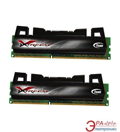 Оперативная память DDR3 2x4 Гб 1866 МГц Team Xtreem Dark (TDD38G1866HC9KDC01)
