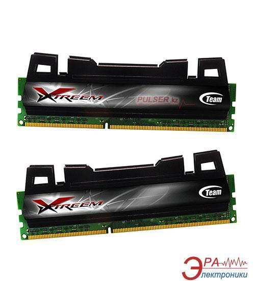 Оперативная память DDR3 2x2 Гб 1600 МГц Team Xtreem Dark (TDD34G1600HC9DC01)