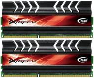 Оперативная память DDR3 2x4 Гб 2666 МГц Team Xtreem (TXD38G2666HC10QDC01)
