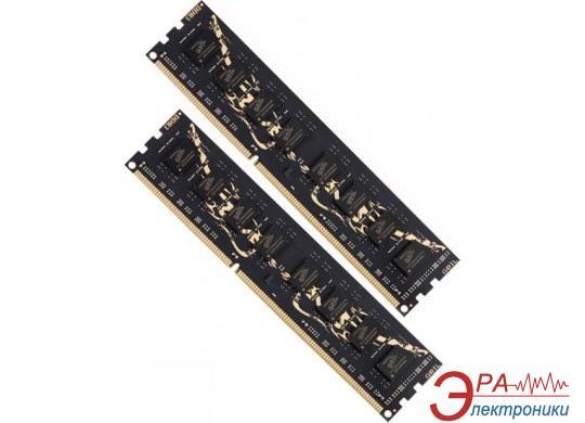 Оперативная память DDR3 2x4 Гб 1600 МГц Geil (GD38GB1600C11DC) Black Dragon