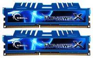 DDR3 2x8 Гб 1600 МГц G.Skill Original  RipjawsX  (F3-1600C9D-16GXM)