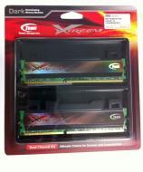 DDR3 2x4 Гб 1600 МГц Team Xtreem Dark (TDD38G1600HC9DC01)