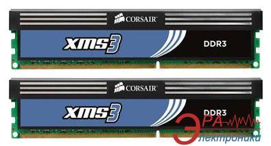 Оперативная память DDR3 2x2 Гб 1333 МГц Corsair XMS3 (TW3X4G1333C9A)