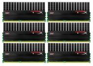 DDR3 6x4 �� 1600 ��� Kingston Tall Black (KHX1600C9D3T1BK6/24GX)