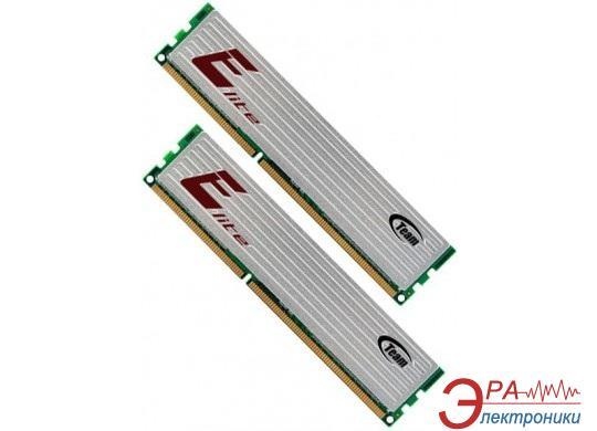 Оперативная память DDR3 2x8 Гб 1333 МГц Team Elite (TED316G1333HC9DC01)
