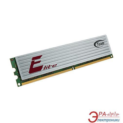 Оперативная память DDR3 8 Гб 1600 МГц Team Elite (TED38GM1600HC1101)