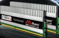 Оперативная память DDR3 2x4 Гб 2133 МГц Transcend aXeRam (TX2133KLN-8GK)
