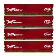 DDR3 4x8 Гб 1600 МГц Team Xtreem Vulcan (TLD332G1600HC10AQC01)