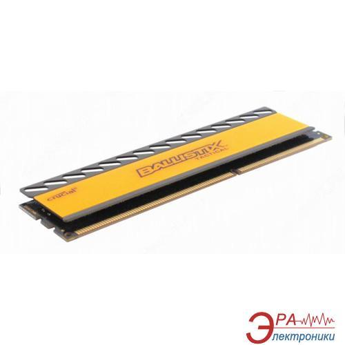 Оперативная память DDR3 4 Гб 1600 МГц Micron Ballistix Tactical (BLT4G3D1608DT1TX0CEU)