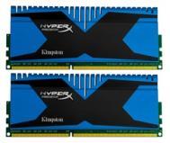 DDR3 2x4 Гб 2400 МГц Kingston Hyper X (KHX24C11T2K2/8X)