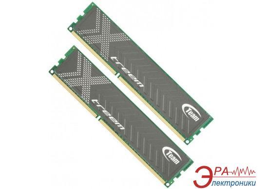 Оперативная память DDR3 2x2 Гб 1600 МГц Team Xtreem Dark (TXD34G1600HC8DC01)