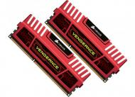 DDR3 2x4 Гб 1866 МГц Corsair Vengeance™ Red (CMZ8GX3M2A1866C9R)