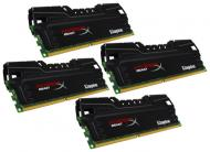 Оперативная память DDR3 4x4 Гб 2400 МГц Kingston HyperX XMP Beast (KHX24C11T3K4/16X)