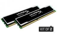 DDR3 2x2 �� 1333 ��� Kingston HyperX Black (KHX13C9B1BK2/4)