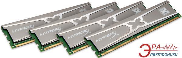 Оперативная память DDR3 4x4 Гб 1600 МГц Kingston HyperX OC (KHX16C9X3K4/16X)