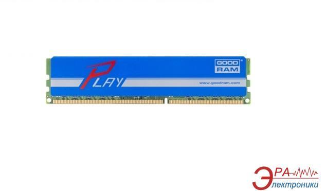 Оперативная память DDR3 8 Гб 1600 МГц Goodram PLAY Blue (GYB1600D364L10/8G)