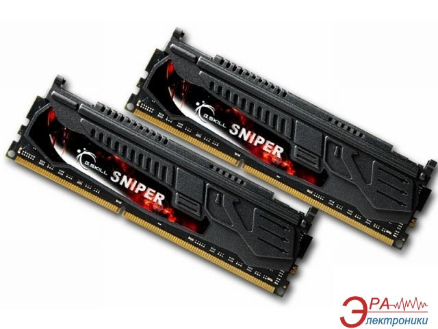Оперативная память DDR3 2x8 Гб 1866 МГц G.Skill (F3-1866C9D-16GSR)
