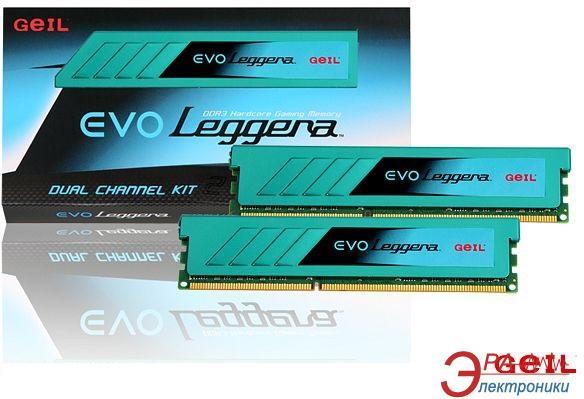 Оперативная память DDR3 2x8 Гб 1866 МГц Geil (GEL316GB1866C10DC)