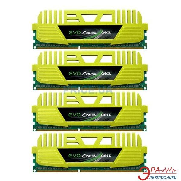 Оперативная память DDR3 4x8 Гб 1866 МГц Geil (GOC332GB1866C9QC)