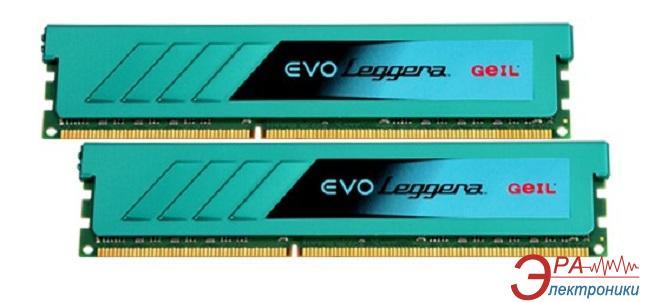 Оперативная память DDR3 2x4 Гб 1866 МГц Geil (GEL38GB1866C10DC)