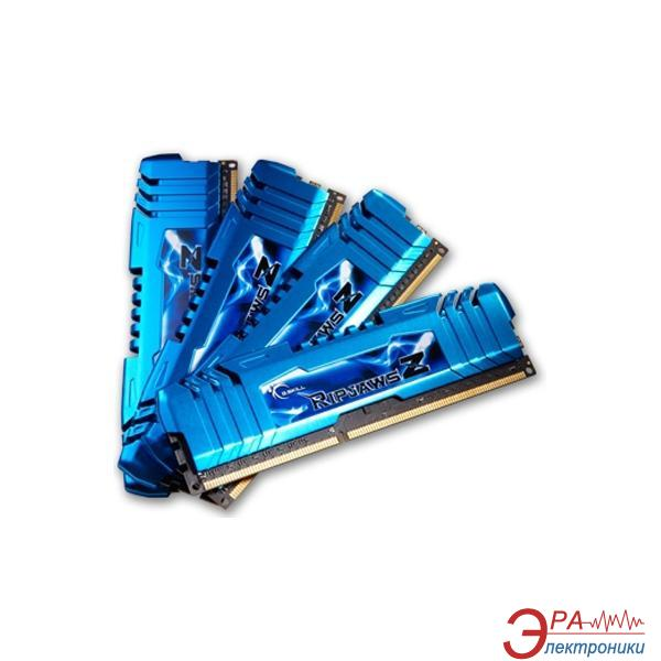 Оперативная память DDR3 4x4 Гб 1600 МГц G.Skill (F3-12800CL7Q-16GBZM)