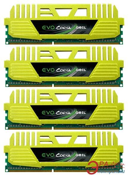 Оперативная память DDR3 4x4 Гб 2400 МГц Geil (GOC316GB2400C11AQC)