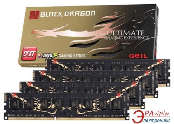Оперативная память DDR3 4x4 Гб 1600 МГц Geil (GB316GB1600C9QC)