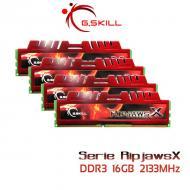 DDR3 4x4 Гб 2133 МГц G.Skill (F3-17000CL11Q-16GBXL)