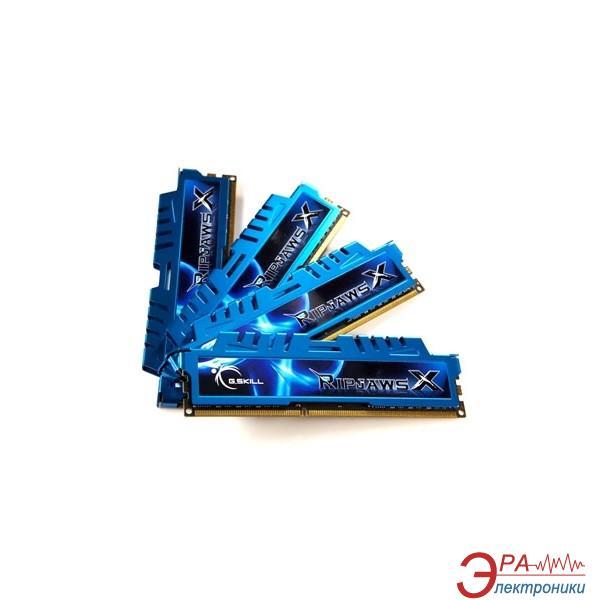 Оперативная память DDR3 4x4 Гб 2133 МГц G.Skill (F3-17000CL9Q-16GBXM)