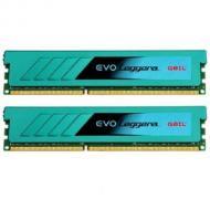 Оперативная память DDR3 2x4 Гб 2400 МГц Geil (GEL38GB2400C11ADC)
