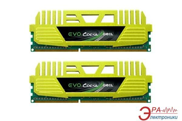 Оперативная память DDR3 2x8 Гб 1866 МГц Geil (GOC316GB1866C9DC)