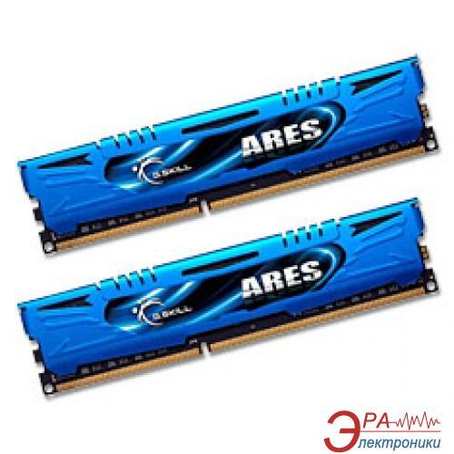 Оперативная память DDR3 2x4 Гб 2133 МГц G.Skill (F3-2133C9D-8GAB)