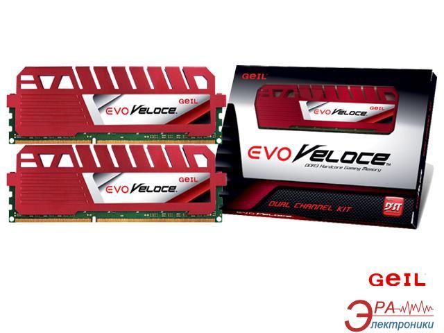 Оперативная память DDR3 2x4 Гб 2133 МГц Geil (GEV38GB2133C11DC)