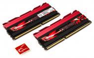 DDR3 2x4 Гб 2400 МГц G.Skill (F3-2400C9D-8GTXD)