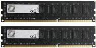 Оперативная память DDR3 2x4 Гб 1600 МГц G.Skill (F3-1600C11D-8GNS)