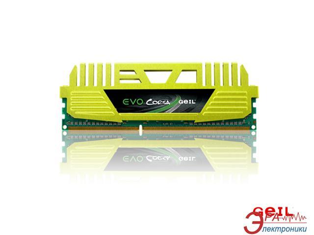 Оперативная память DDR3 8 Гб 1600 МГц Geil (GOC38GB1600C10SC)