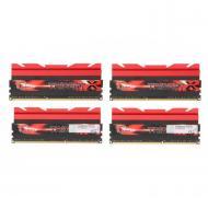 Оперативная память DDR3 4x4 Гб 2400 МГц G.Skill (F3-2400C9Q-16GTXD)
