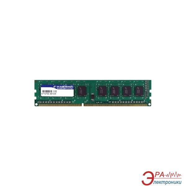 Оперативная память DDR3 4 Гб 1600 МГц Silicon Power (SP004GBLTU160N01)