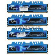 DDR3 4x4 �� 1600 ��� G.Skill (F3-12800CL9Q-16GBXM)