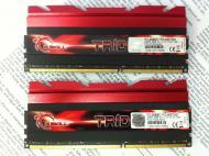DDR3 2x4 �� 2666 ��� G.Skill (F3-2666C11D-8GTXD)