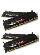 Оперативная память DDR3 4x8 Гб 1600 МГц G.Skill (F3-1600C9Q-32GSR)
