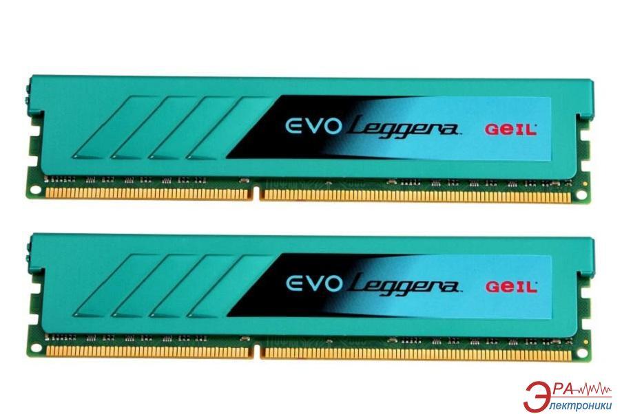 Оперативная память DDR3 2x4 Гб 1866 МГц Geil (GEL38GB1866C9DC)