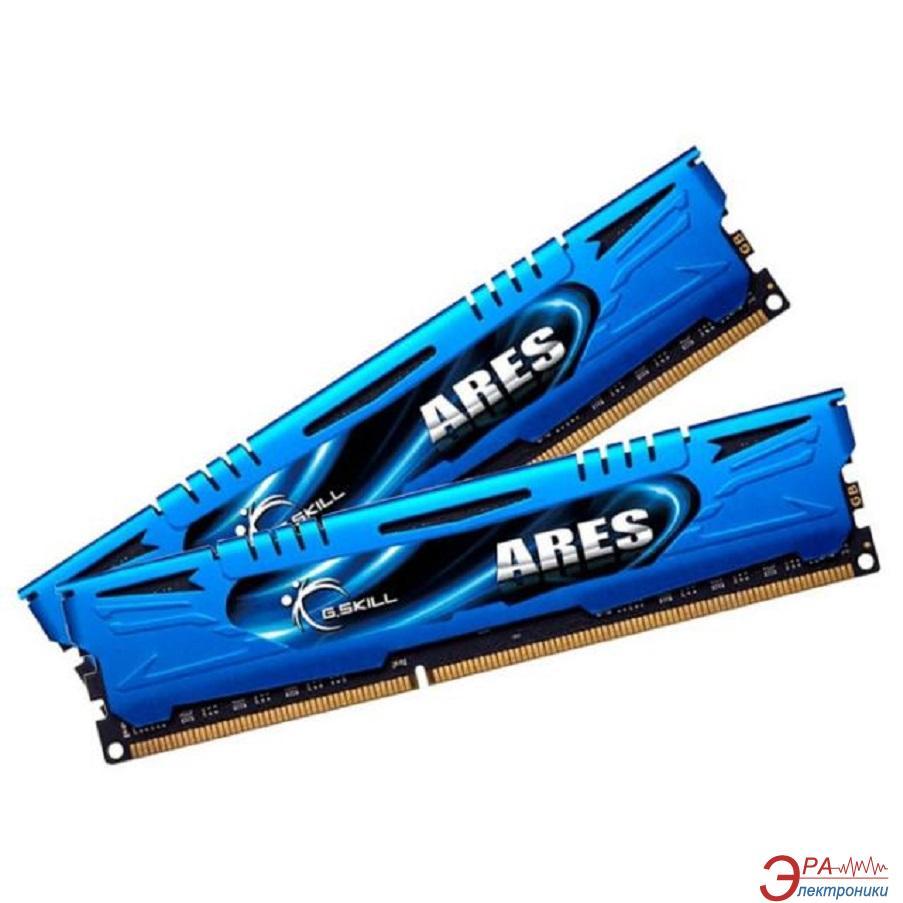 Оперативная память DDR3 2x8 Гб 1866 МГц G.Skill (F3-1866C10D-16GAB)