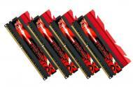 Оперативная память DDR3 4x4 Гб 2600 МГц G.Skill (F3-2600C10Q-16GTXD)