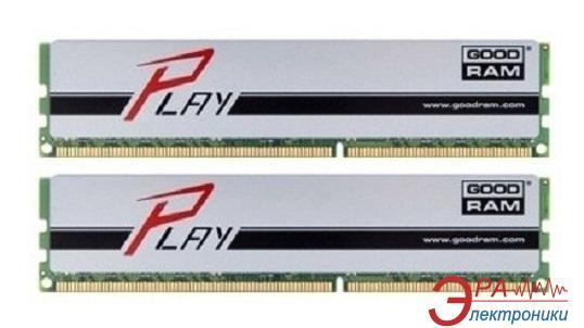 Оперативная память DDR3 2x4 Гб 1866 МГц Goodram Play Silver (GYS1866D364L9A/8GDC)