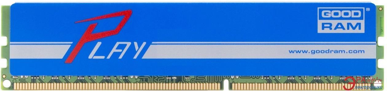 Оперативная память DDR3 4 Гб 1866 МГц Goodram Play BLUE (GYB1866D364L9A/4G)