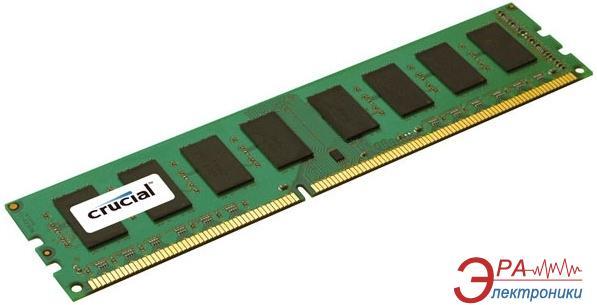 Оперативная память DDR3 2 Гб 1600 МГц Crucial (CT25664BA160BJ)