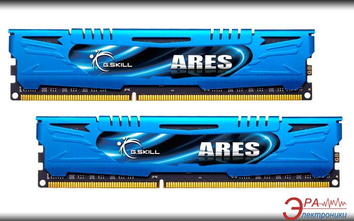 Оперативная память DDR3 2x8 Гб 1600 МГц G.Skill (F3-2133C10D-16GAB)