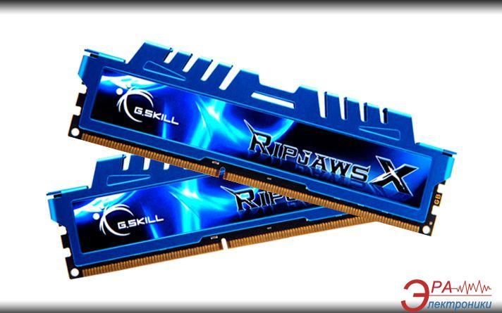 Оперативная память DDR3 2x4 Гб 2133 МГц G.Skill (F3-2133C10D-8GXM)