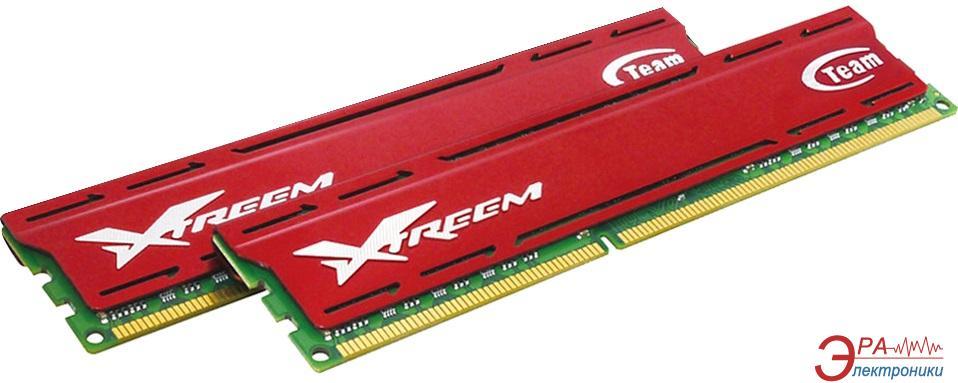 Оперативная память DDR3 2x4 Гб 1600 МГц Team (TLD38G1600HC9DC01)
